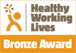 Picture of Healthy Working Lives logo linking to their website